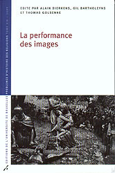 "Parution ""La Performance des images"""