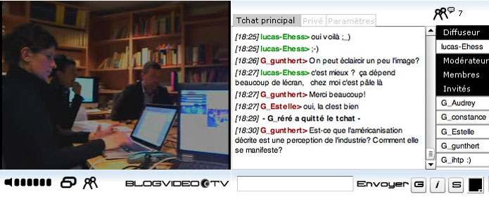 Histoire des interfaces graphiques (live)