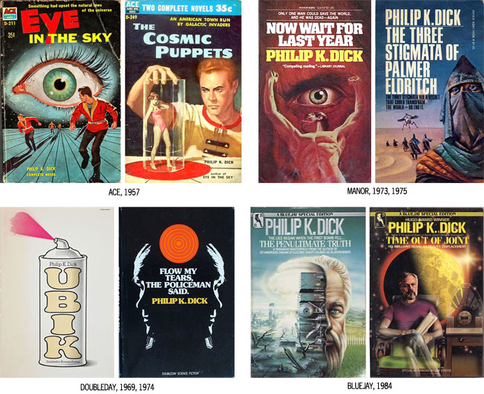 A quoi ressemble un roman de Philip K. Dick?