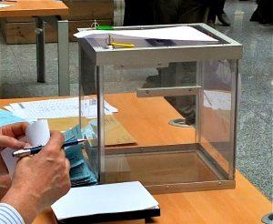 Elections présidentielles à l'EHESS