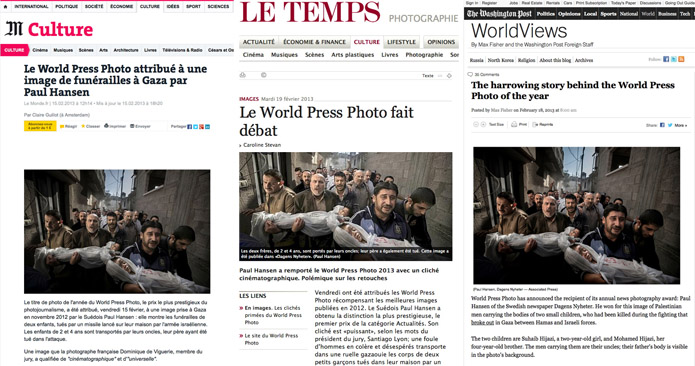 Anatomie d'un World Press Photo