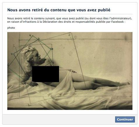 Facebook sait-il ce qu'est l'art?