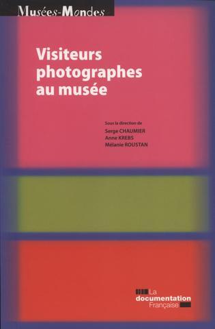 """Parution de """"Visiteurs photographes au musée"""""""