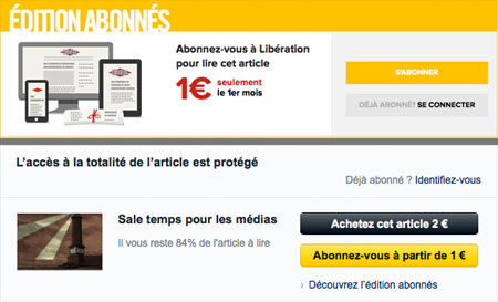 On a rétréci le web