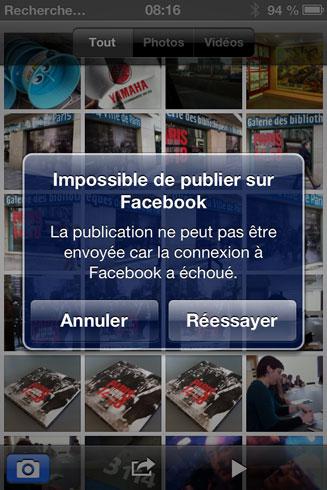 Facebook ou la rumeur du quotidien