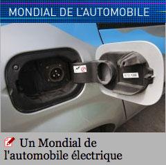 Création de récit (1): le Salon de l'automobile électrique